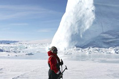 expedition on the North pole